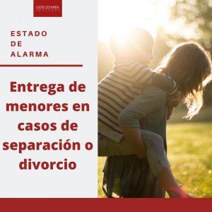 REGIMEN VISITAS ESTADO ALARMA